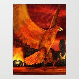Myth Series 3 Phoenix Fire Poster