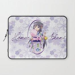 Homura Akemi - Yukata edit. (rev. 1) Laptop Sleeve