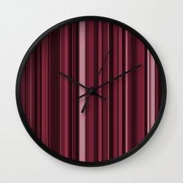 Lineara 11 Wall Clock