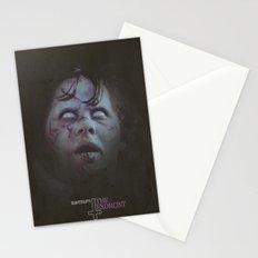 Exorcist Stationery Cards