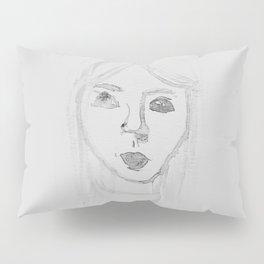 Water Girl Pillow Sham