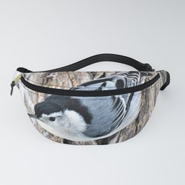 White-breasted Nuthatch Fanny Pack
