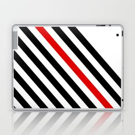 80s stripes Laptop & iPad Skin