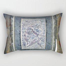 Healing Nature Rectangular Pillow