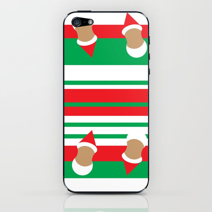 Christmas iPhone Skin