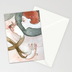 Free Time drawing Stationery Cards