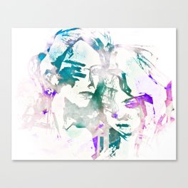 Sister Battalion Canvas Print