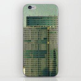 Milano City iPhone Skin