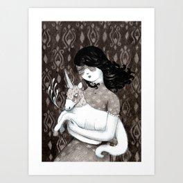 It is Love Art Print