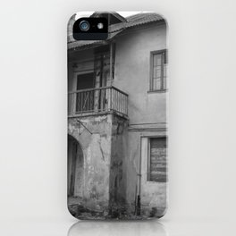 Lost on a half iPhone Case