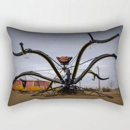 Spider Legs Rectangular Pillow