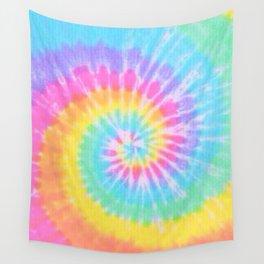Rainbow Tie Dye Wall Tapestry