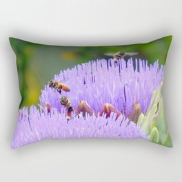 Bee-utiful Rectangular Pillow