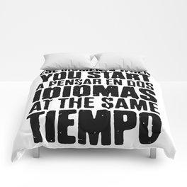 Ese Momento When Comforters
