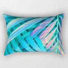 Rainbow Palms Rectangular Pillow