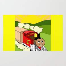 Bonifacio The Train Rug
