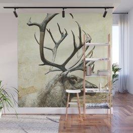 Hi, I am reindeer Wall Mural