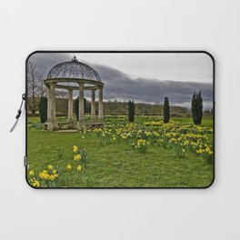 Spring at the Arboretum Laptop Sleeve