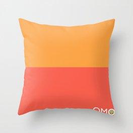 OMO One Throw Pillow