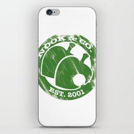 Nook & Co. iPhone Skin