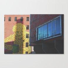 scene(ry) II Canvas Print
