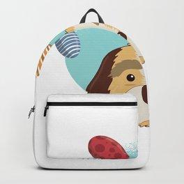 Havanese puppy dog Backpack