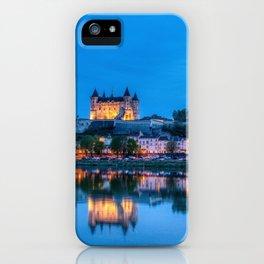 Saumur, France. iPhone Case
