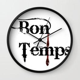 true blood Wall Clock