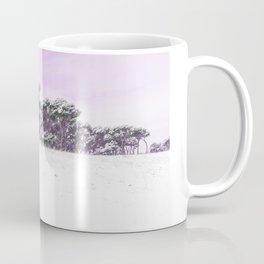 Snowy pine grove n.2 Coffee Mug