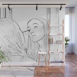 Makeup Wall Mural