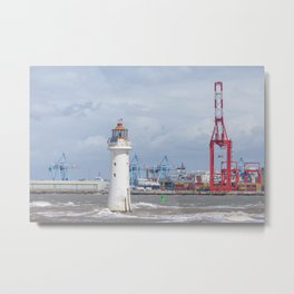 Tall, taller, tallest Metal Print
