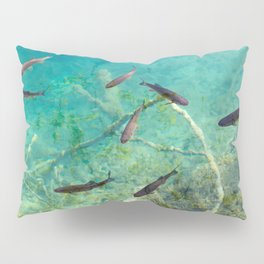 Fishes Pillow Sham