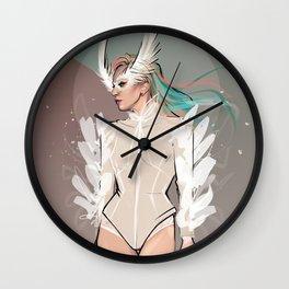 ANGEL . Wall Clock