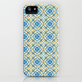 Andalusian Tile iPhone Case