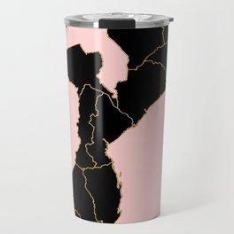 Mozambique map Travel Mug