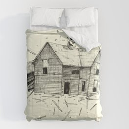home blown Comforters