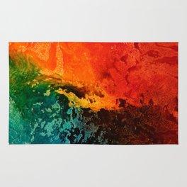 Rainbow Mashup Rug