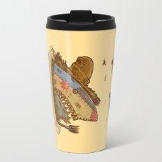 The Scarecrow Shark Travel Mug