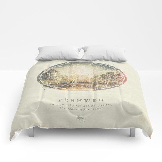 Fernweh Vol 7 Comforters