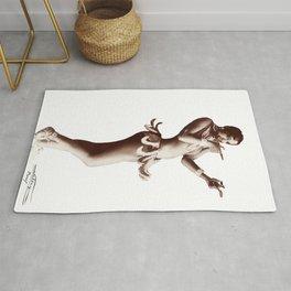 Josephine Baker - Créole Goddess Rug