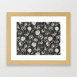 Dandees Framed Art Print