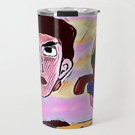 Disguised Travel Mug