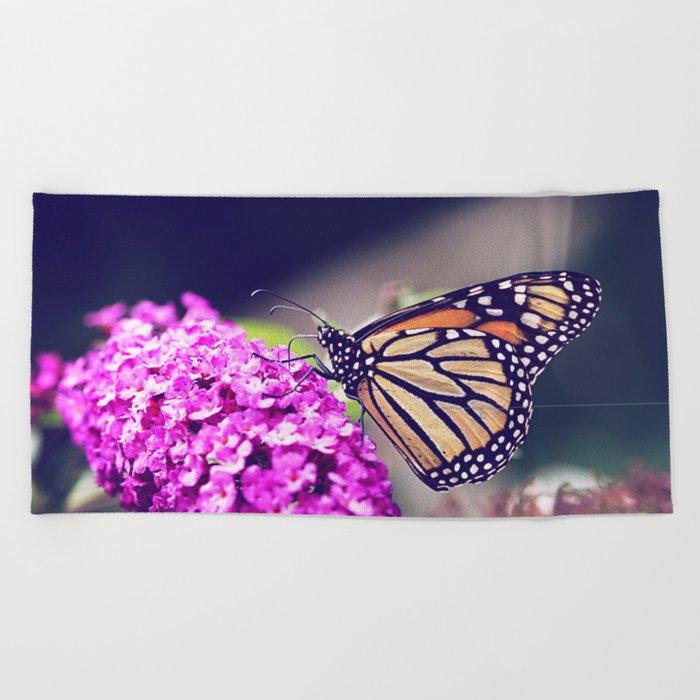 Butterfly Dreams Beach Towel