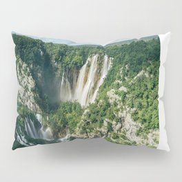 Plitvice Lakes Pillow Sham
