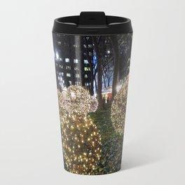 Bryant Park Winter Village Travel Mug