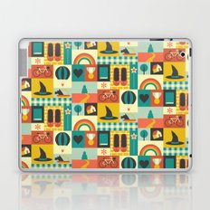 Oz Laptop & iPad Skin