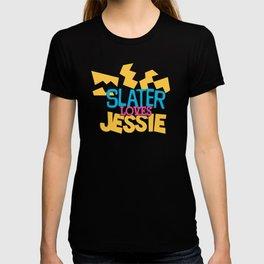 Slater Loves Jessie T-shirt