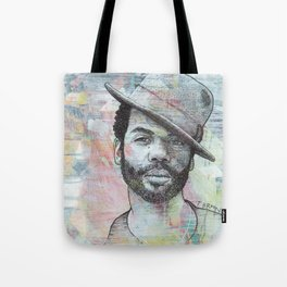 Gary Clark Jr - When My Train Pulls In Tote Bag