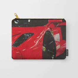 ROJO CLASICO Carry-All Pouch