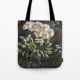 The love of gardening Tote Bag